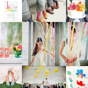 pop of color [inspiration board