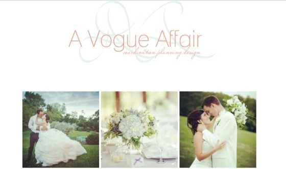 a vogue affair {website}